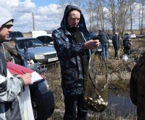 Рыбакам Самарской области запретили ловить более 5 кг рыбы в сутки