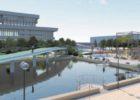 В Тольятти разработали дорогостоящий проект сквера имени Жилкина с мостом через бассейн