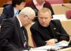 Владимир Дуцев выпал из числа претендентов на пост спикера Самарской губдумы