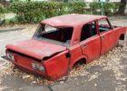 """Глава тольяттинской полиции призвал власти к активной борьбе с проблемой автомобилей-""""брошенок"""""""