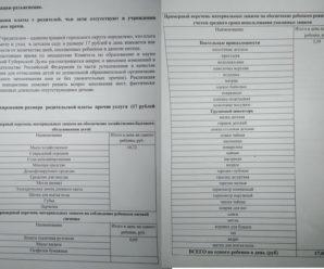 """В 17 """"хозяйственных"""" рублей из платы за тольяттинские детсады включили противоречащие законодательству пункты"""