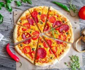 Как разогревать пиццу, чтобы сохранить вкус и аромат