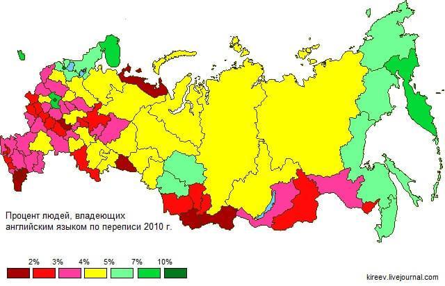 Английский язык в Тольятти: не знают и не хотят знать?