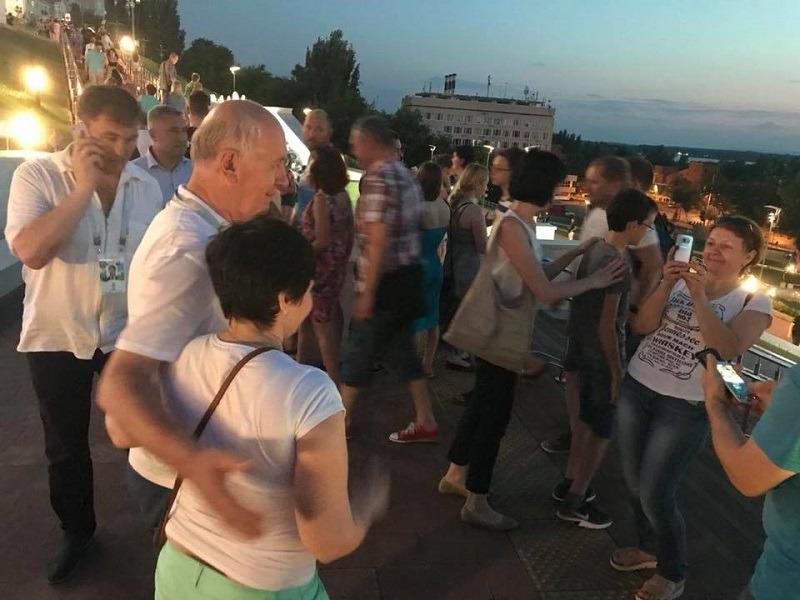 Фанатка Меркушкина рассказала о любви самарцев к нему (ФОТО)
