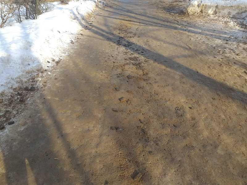 Тольятти: город коричневых зим