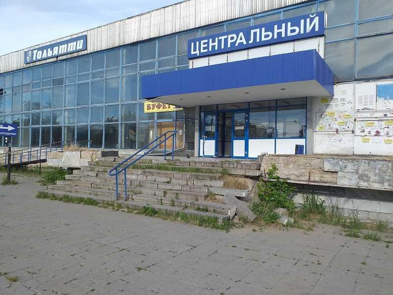 """Центральный автовокзал Тольятти: """"Когда умрут все в мире люди, и воцарится тьма"""" (ФОТО)"""