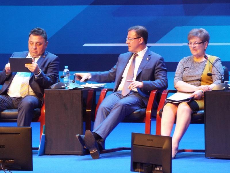 Дмитрий Азаров рассказал о растущей доступности жилья в Самарской области