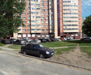 Тольяттинские автомобилисты: 50 оттенков серого
