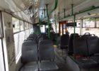 18-й троллейбус: комфорт и звенящая пустота
