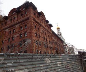 Облик Тольятти: православие и колючая проволока (ФОТО)