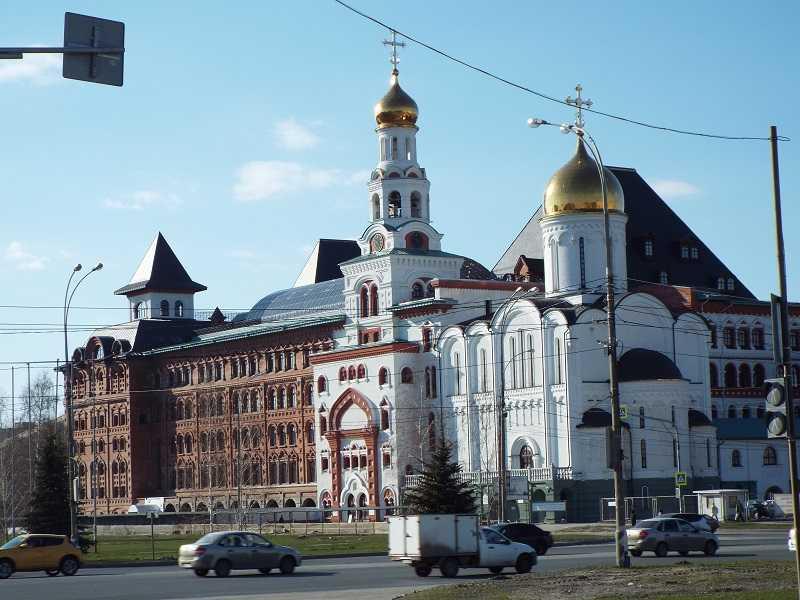 Красоты города: архитектура по-тольяттински