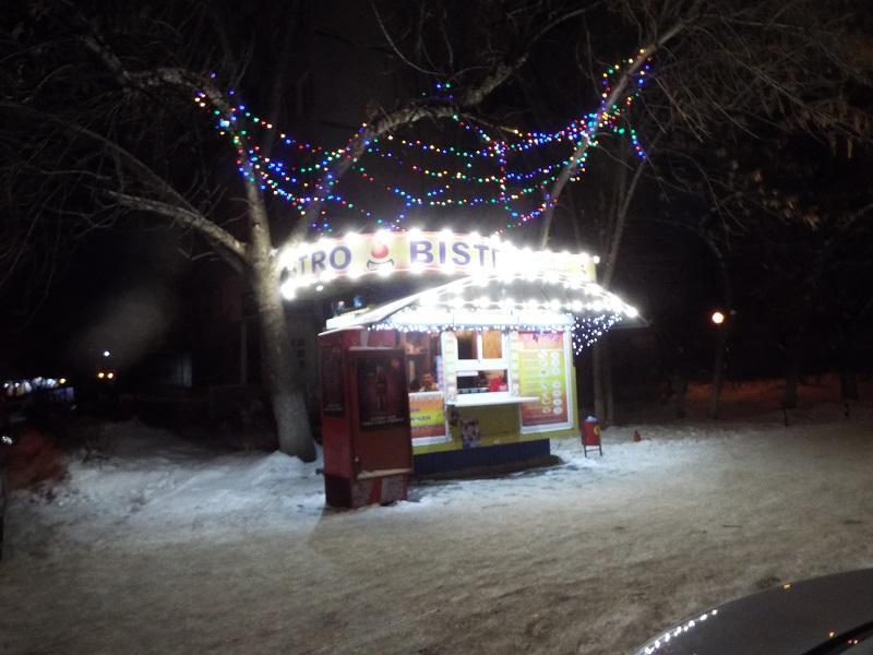 Гордума порадовалась за праздничный облик Тольятти в новогодние дни
