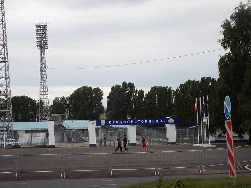 """Владелец ФК """"Акрон"""" заявил о намерении снести стадион """"Торпедо"""" и построить на его месте новый"""