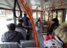 Троллейбусы Тольятти остаются пустыми несмотря на плюс 20% к пассажиропотоку