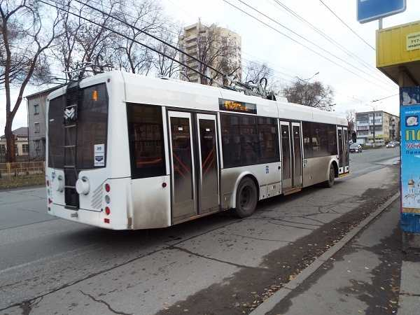 Тольяттинские троллейбусы почти вышли на самоокупаемость