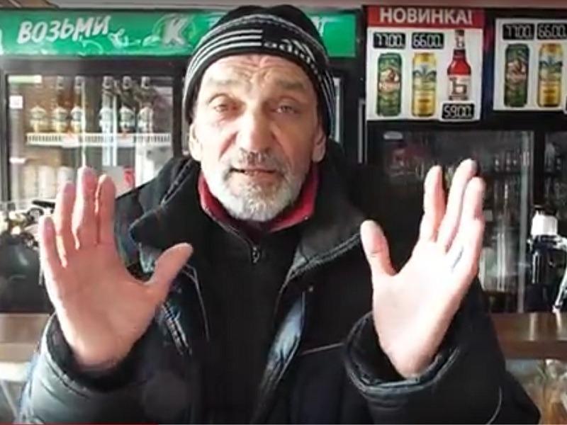 Тольяттинец Олег проголосовал за Путина и не скрывает причин (ВИДЕО)